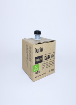 DUPLO DUPRINTER BLACK INK DA14 600ml FOR DP-A100