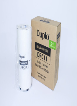 Duplo  Duprinter Master Roll Drc-11 For Dp-C105 A4 220/ Roll