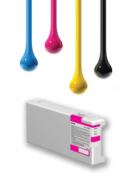 EPSON GS2 MAGENTA WIDE FORMAT INK 700ML