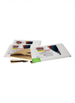OPUS GOLDCOVER FOIL SHEETS