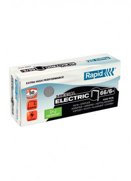 RAPID STAPLES - 5000 PER BOX