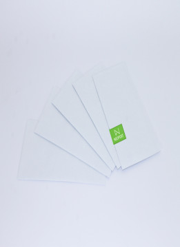 Quadient Envelopes  110 x 220 Press Seal/Plain Secretive (DL) - 500 per box