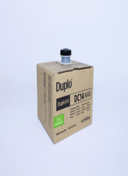 DUPLO DUPRINTER BLACK INK DC14 For DP-C105