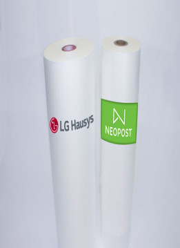 LG Hausys  LP3912 Polymeric Gloss Printable Laminate 1520mm x 50m