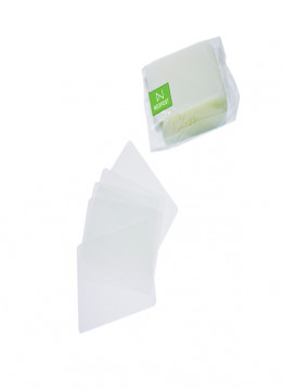 Quadient  ID Pouch Film 60mm X 83mm -150 micron