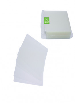 Quadient  Photo Pouch film 111mm x 154mm - 100 micron