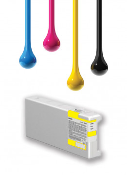 EPSON GS2 YELLOW WIDE FORMAT INK 700ML